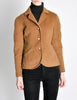 Hermès Vintage Caramel Brown Cashmere Riding Jacket - Amarcord Vintage Fashion  - 3