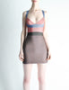 Herve Leger Bandage Body Con Dress - Amarcord Vintage Fashion  - 2