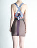 Herve Leger Bandage Body Con Dress - Amarcord Vintage Fashion  - 5