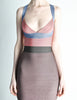 Herve Leger Bandage Body Con Dress - Amarcord Vintage Fashion  - 4