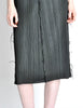 Issey Miyake Pleats Please Vintage Black Pleated Skirt - Amarcord Vintage Fashion  - 4