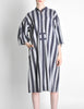 Issey Miyake Plantation Vintage Striped Dress - Amarcord Vintage Fashion  - 5