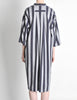 Issey Miyake Plantation Vintage Striped Dress - Amarcord Vintage Fashion  - 7