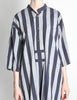 Issey Miyake Plantation Vintage Striped Dress - Amarcord Vintage Fashion  - 6