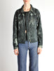 Issey Miyake Vintage Blue & Green Wash Jacket - Amarcord Vintage Fashion  - 2
