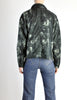 Issey Miyake Vintage Blue & Green Wash Jacket - Amarcord Vintage Fashion  - 7