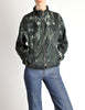 Issey Miyake Vintage Blue & Green Wash Jacket - Amarcord Vintage Fashion  - 3