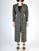 Jean Muir Vintage Polka Dot Silk Draping Jacket and Pants Ensemble Set - Amarcord Vintage Fashion  - 5