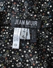 Jean Muir Vintage Polka Dot Silk Draping Jacket and Pants Ensemble Set - Amarcord Vintage Fashion  - 9