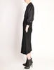 Jean Paul Gaultier Gibo Vintage Black Dress with Attached Cropped Jacket
