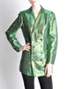 Jean Paul Gaultier Vintage Metallic Green Jacket - Amarcord Vintage Fashion  - 7
