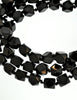 Karl Lagerfeld Vintage Black Beaded Triple Row Choker Necklace - Amarcord Vintage Fashion  - 4