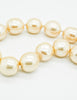 Karl Lagerfeld Vintage Large Pearl Necklace - Amarcord Vintage Fashion  - 8