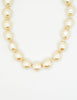 Karl Lagerfeld Vintage Large Pearl Necklace - Amarcord Vintage Fashion  - 9