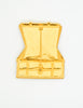 Karl Lagerfeld Vintage Treasure Chest Brooch - Amarcord Vintage Fashion  - 5