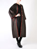 Kenzo Vintage Brown Wool Plantation Coat - Amarcord Vintage Fashion  - 3