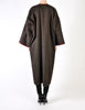 Kenzo Vintage Brown Wool Plantation Coat - Amarcord Vintage Fashion  - 7