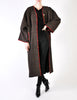 Kenzo Vintage Brown Wool Plantation Coat - Amarcord Vintage Fashion  - 6