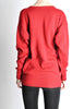 Krizia Vintage Red Orso Polar Bear Sweater - Amarcord Vintage Fashion  - 4
