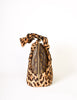Louis Vuitton x Alaia Anniversary Vintage Alma Monogram and Leopard Complete Makeup and Handbag Set