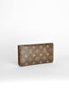 Louis Vuitton Vintage Classic Monogram Wallet - Amarcord Vintage Fashion  - 3