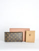 Louis Vuitton Vintage Classic Monogram Wallet - Amarcord Vintage Fashion  - 5