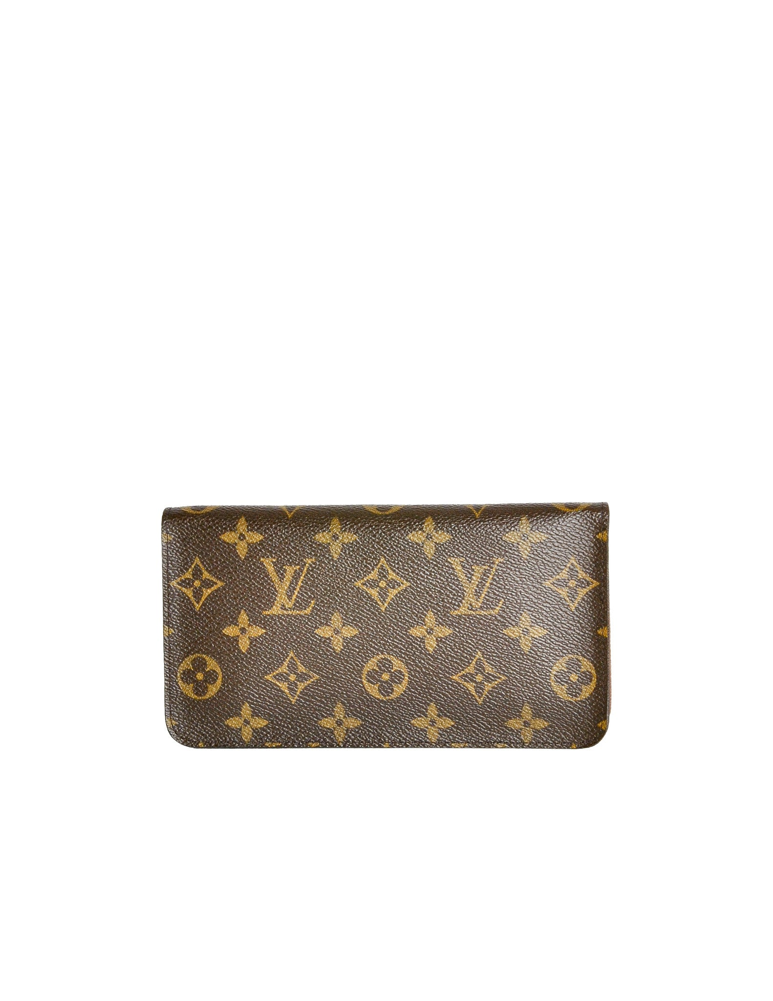 Louis Vuitton Vintage Classic Monogram Wallet - Amarcord Vintage Fashion  - 1