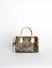 Louis Vuitton Monogram Mini Sac Crossbody Bag - Amarcord Vintage Fashion  - 2