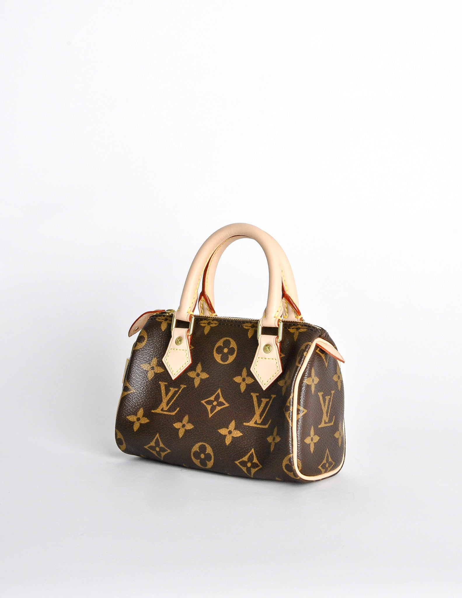 4db02d43d0ef Louis Vuitton Monogram Mini Sac Crossbody Bag - from