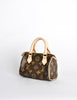Louis Vuitton Monogram Mini Sac Crossbody Bag - Amarcord Vintage Fashion  - 3
