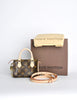 Louis Vuitton Monogram Mini Sac Crossbody Bag - Amarcord Vintage Fashion  - 5