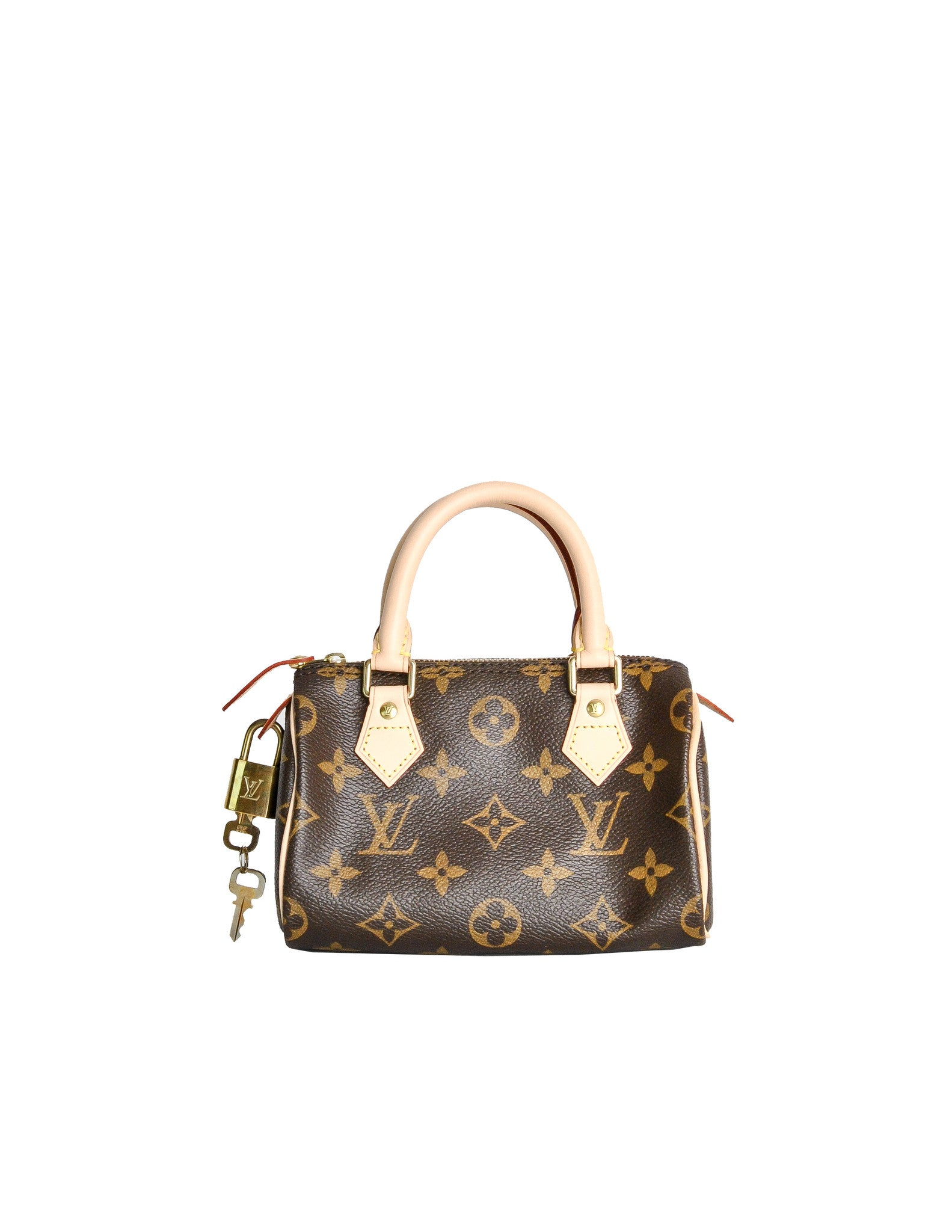 d15e51ac23776 Louis Vuitton Monogram Mini Sac Crossbody Bag - Amarcord Vintage Fashion - 1