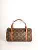 Louis Vuitton Vintage Classic Monogram Papillon Bag - Amarcord Vintage Fashion  - 2