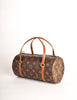 Louis Vuitton Vintage Classic Monogram Papillon Bag - Amarcord Vintage Fashion  - 3