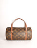 Louis Vuitton Vintage Classic Monogram Papillon Bag - Amarcord Vintage Fashion  - 4