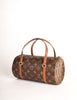 Louis Vuitton Vintage Classic Monogram Papillon Bag - Amarcord Vintage Fashion  - 5