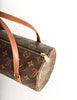 Louis Vuitton Vintage Classic Monogram Papillon Bag - Amarcord Vintage Fashion  - 6