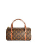 Louis Vuitton Vintage Classic Monogram Papillon Bag - Amarcord Vintage Fashion  - 1