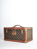 Louis Vuitton Vintage Monogram Train Case - Amarcord Vintage Fashion  - 2