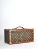 Louis Vuitton Vintage Monogram Train Case - Amarcord Vintage Fashion  - 3
