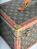 Louis Vuitton Vintage Monogram Train Case - Amarcord Vintage Fashion  - 6