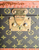 Louis Vuitton Vintage Monogram Train Case - Amarcord Vintage Fashion  - 7