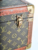 Louis Vuitton Vintage Monogram Train Case - Amarcord Vintage Fashion  - 8