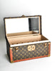 Louis Vuitton Vintage Monogram Train Case - Amarcord Vintage Fashion  - 9