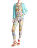 Missoni Vintage Floral Knit Three Piece Set - Amarcord Vintage Fashion  - 1