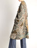 Missoni Vintage Grey Multicolor Patterned Knit Mohair Wool Coat - Amarcord Vintage Fashion  - 7