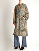 Missoni Vintage Grey Multicolor Patterned Knit Mohair Wool Coat - Amarcord Vintage Fashion  - 2