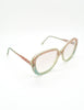 Missoni Vintage Pastel Lace Sunglasses - Amarcord Vintage Fashion  - 3