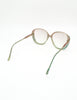 Missoni Vintage Pastel Lace Sunglasses - Amarcord Vintage Fashion  - 8