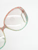 Missoni Vintage Pastel Lace Sunglasses - Amarcord Vintage Fashion  - 6